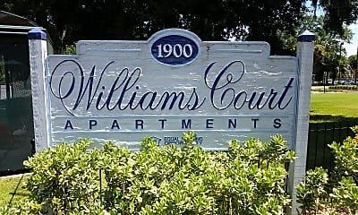T.f. Williams Court Apartments, 1