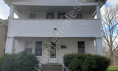 Building, 4055 Walker Ave, 0