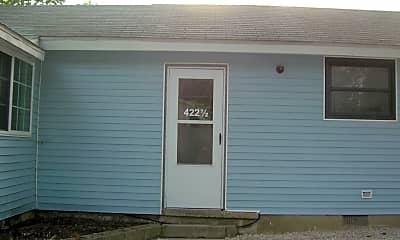 Building, 422 E Cottage Grove Ave, 1