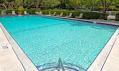 Pool, Forest Place, 2
