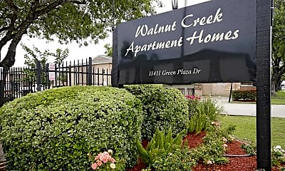 Community Signage, Walnut Creek, 0