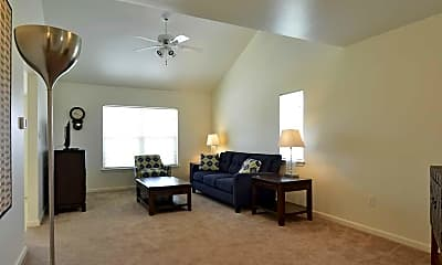 Living Room, Eagle Heights, 1