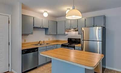 Kitchen, The Pines of Midland, 1