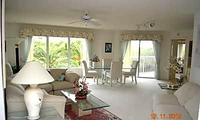 Living Room, 3 Oceans West Blvd Apt 2B4, 1