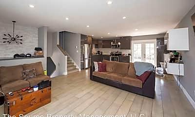 Living Room, 831 Kingston Dr, 1