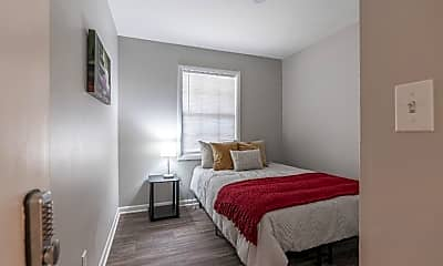 Bedroom, Room for Rent -  a 9-minute walk to bus 183 &, 2