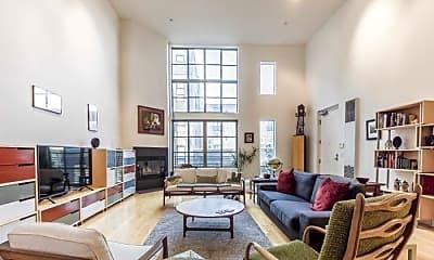 Living Room, 35 Lucerne St, 1