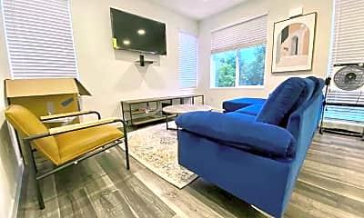 Living Room, 5264 Brooklyn Ave NE, 1