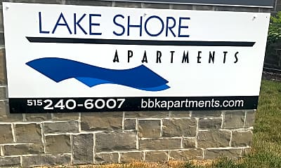 Lake Shore Apartments, 1