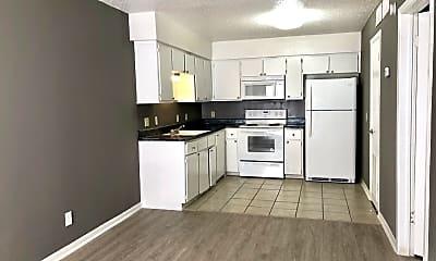 Kitchen, 420 N Gilmer St Apt 19, 1