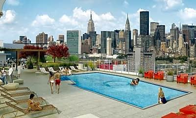 Pool, 41-42 24th St, 0
