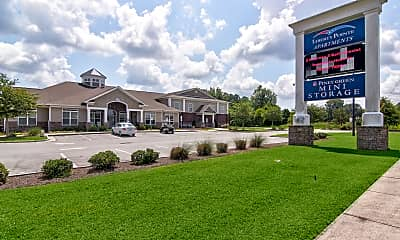 Community Signage, Liberty Pointe at Piney Green, 2