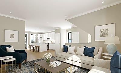Living Room, 43 E Gordon St, 0