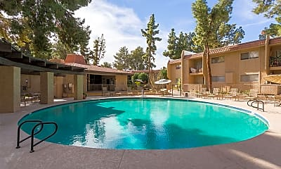 Pool, 7436 E Chaparral Rd 204B, 1
