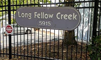 Longfellow Creek, 1