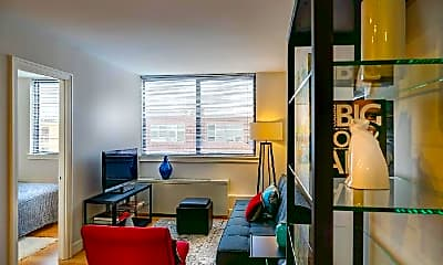 Living Room, 1230 13th St NW, 2