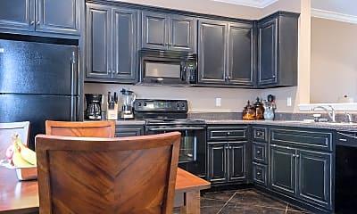 Kitchen, Deerfield Crossing At Sage Meadows, 1