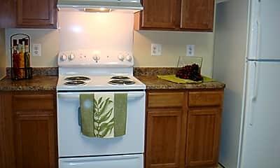 Kitchen, Chapel Green, 1