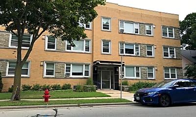 Dominion Apartments, 1