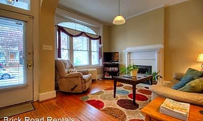 Living Room, 1719 Hanover Ave, 1