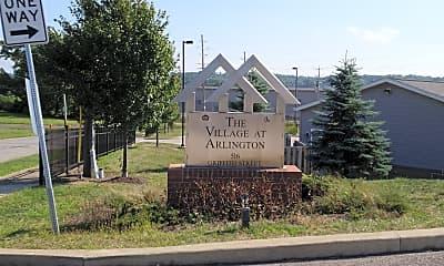The Village at Arlington Apartments, 1