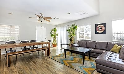Living Room, El Dorado Hills, 1