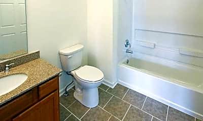 Bathroom, Saratoga Heritage, 2