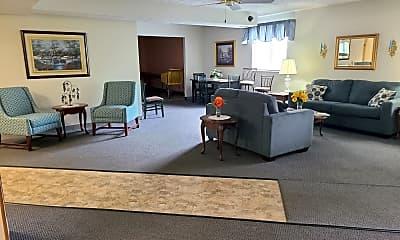 Living Room, 5970 Sharon Woods Blvd 206, 2