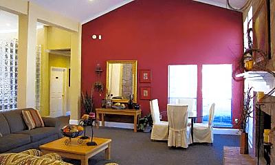 Living Room, 510 Indian Dr, 1