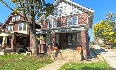 Building, 338 E 18th Ave, 0