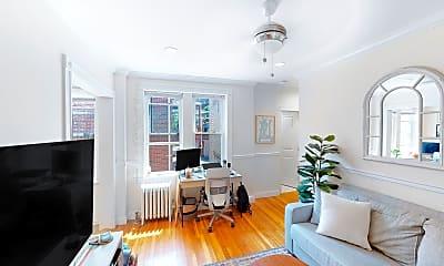 Living Room, 33 Walbridge Street, Unit 9, 0