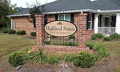 Highland Pointe apartments, 1
