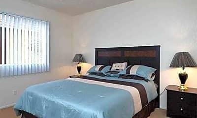 Bedroom, Siegel Suites Twain IV, 1