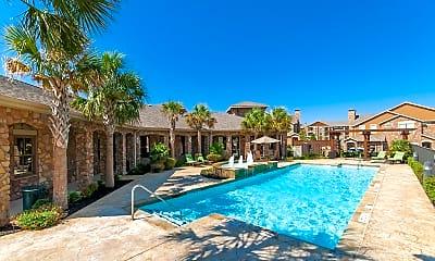 Pool, The Mansions At Sunset Ridge, 1