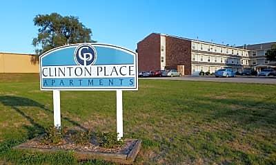 Clinton Place, 1