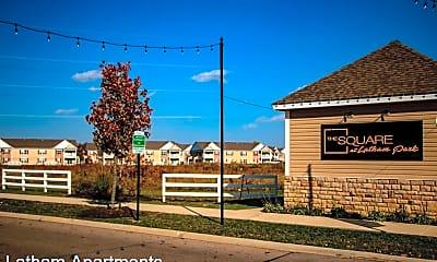 Community Signage, 4170 Green Clover Dr, 1