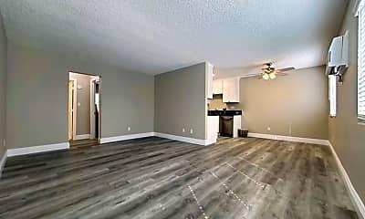 Living Room, 4833 Kansas St, 1