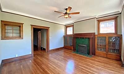 Living Room, 1444 N Humboldt Ave, 1