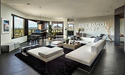 Living Room, 1040 E Osborn Rd 1603, 1