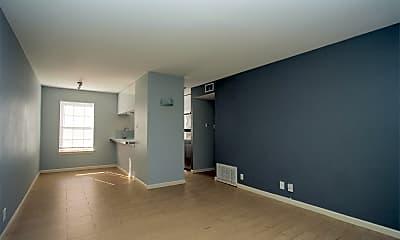 Living Room, 300 Crockett St, 1