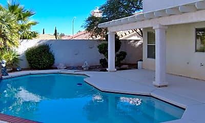 Pool, 8946 Goddess Ct, 1