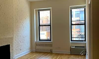 Living Room, 204 E 76th St, 2
