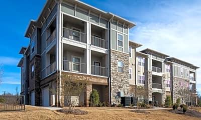Building, Cortland Mooresville, 2