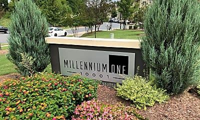 Millennium One, 1