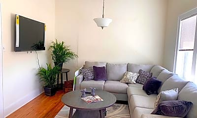 Living Room, 605 2nd Ave 2, 0