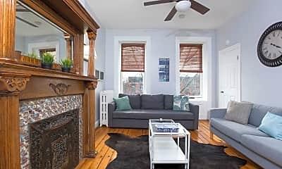 Living Room, 154 Mercer St 4, 0