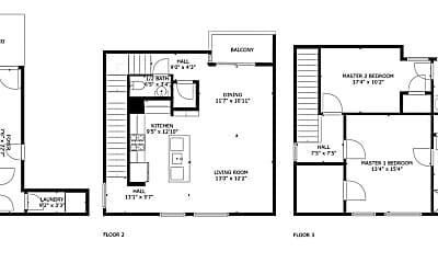 Building, 2103 Bennett Ave, 2