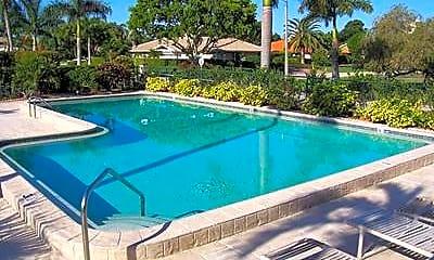 Pool, 4200 Belair Ln 113, 2