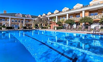 Pool, Heritage Square Senior Apartment Homes, 1