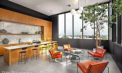 Dining Room, 1737 N Las Palmas Ave, 0